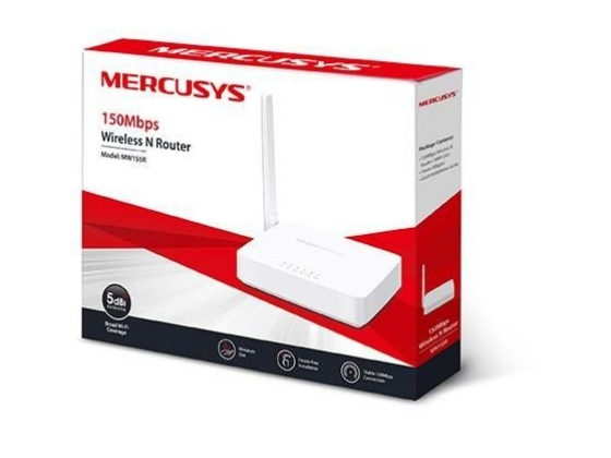 Roteador Wireless N 150Mbps MW155R